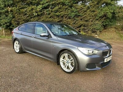 used BMW 520 5 Series d M Sport 5dr Step Auto