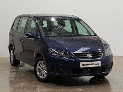 used Seat Alhambra Diesel Estate 2.0 TDI CR S [150] 5dr DSG