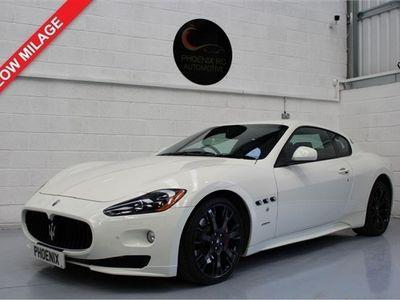 used Maserati Granturismo 4.7 S 2d 440 BHP