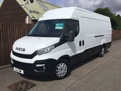 used Iveco Daily AUTOMATIC 2.3 35S13V 126 BHP ** AUTO ** AIR CONDITIONING **, 2015 (11)