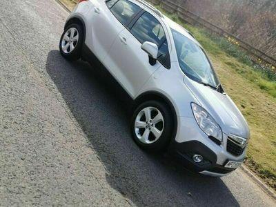 used Vauxhall Mokka 1.7 CDTi ecoFLEX 16v Exclusiv FWD (s/s) 5dr