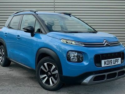 used Citroën C3 Aircross 1.2 PureTech Feel (s/s) 5dr