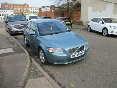used Volvo S40 Saloon 2.0D S Powershift 4d