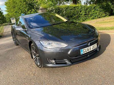 used Tesla Model S E 85D CVT 4x4 5dr (Nav)