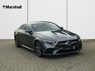 used Mercedes CLS300 CLS4Matic AMG Line 4dr 9G-Tronic Auto