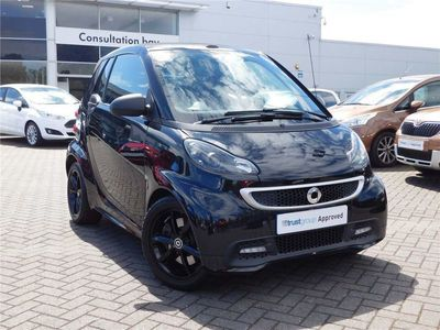 used Smart ForTwo Cabrio 1.0 Grandstyle Plus Softouch 2dr