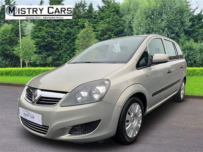 used Vauxhall Zafira Life 16V E4