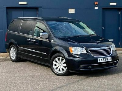 used Chrysler Grand Voyager 2.8 CRD Limited Auto 5dr