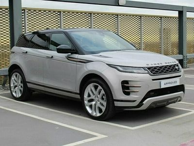 used Land Rover Range Rover evoque P250 First Edition Petrol MHEV 2.0 5dr