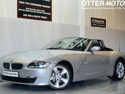 used BMW Z4 2.5 i SE Roadster 2dr
