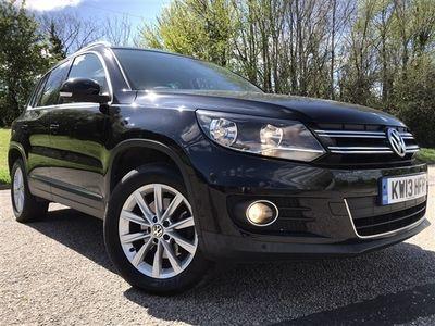 used VW Tiguan 2.0 TDi BlueMotion Tech SE 5dr DSG