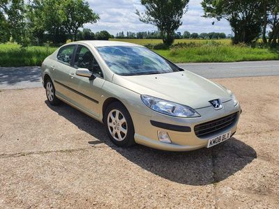 used Peugeot 407 1.6 HDi S 4dr