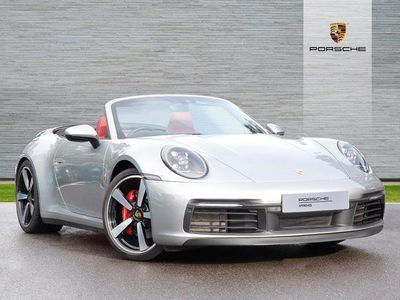 used Porsche 911 Carrera 4 Cabriolet null S 2dr PDK [992]