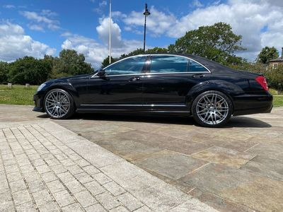 used Mercedes S65 AMG S Class 6.0AMG L Speedshift Plus 7G-Tronic 4dr