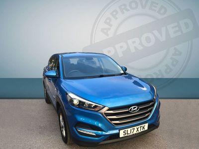 used Hyundai Tucson 1.7 CRDi Blue Drive S 5dr 2WD