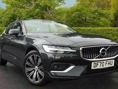 used Volvo S60 III T5 Inscription Plus Automatic (Winter Pack)