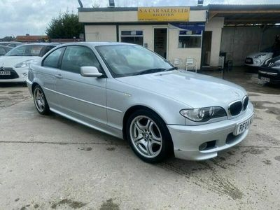 used BMW 318 3 Series 2.0 Ci Sport Coupe auto
