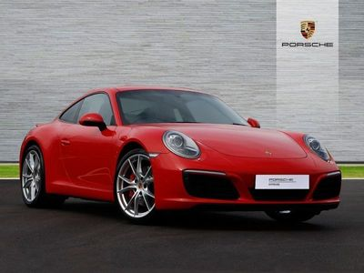 used Porsche 911 Carrera S