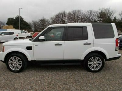 used Land Rover Discovery 3.0 4 SDV6 GS 5d 255 BHP ( 7 SEATS ) 5-Door