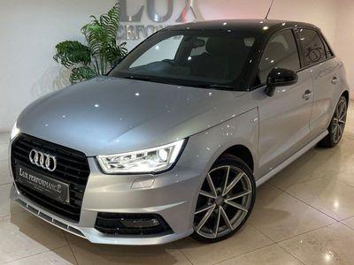 used Audi A1 Sportback 1.6 TDI Black Edition (s/s) 5dr