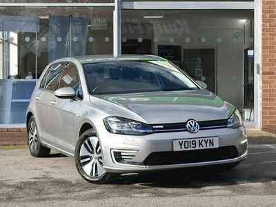 used VW e-Golf 35.8kWhHatchback 5dr Electric Auto (136 ps)