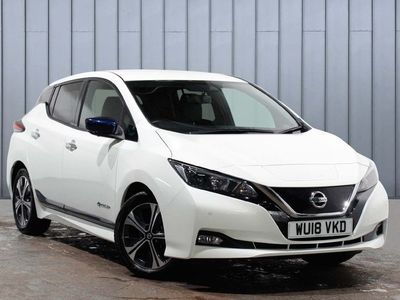 used Nissan Leaf 40kWh N-Connecta Auto 5dr