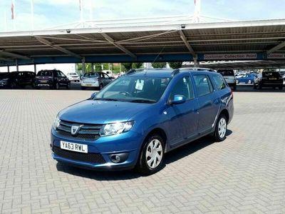 used Dacia Logan MCV Logan 0.9 TCe Laureate 5dr Estate