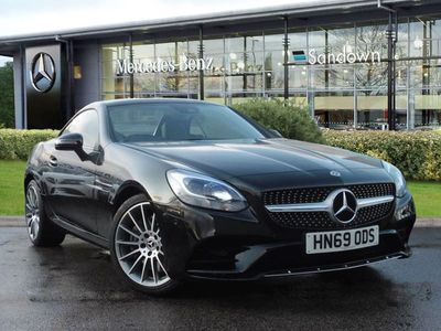 used Mercedes 300 SLK SLCAMG Line Automatic 2-Door