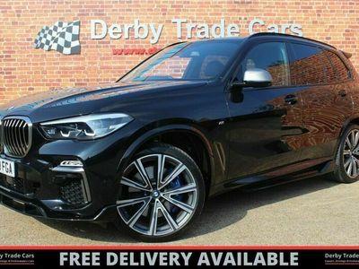 used BMW X5 3.0 M50D 5d 395 BHP