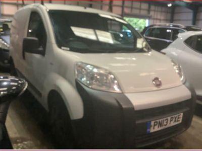 used Fiat Fiorino 1.2 SX MULTIJET 16V NO VAT VAN 75 BHP