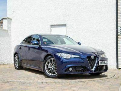 used Alfa Romeo Giulia Saloon 2.2 JTDM-2 Tecnica 4dr Auto diesel