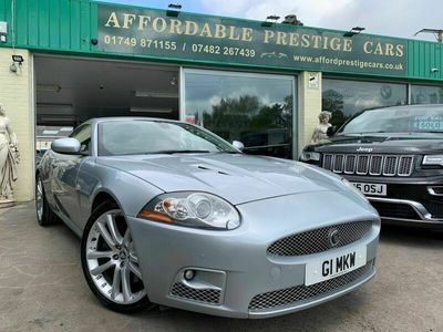 used Jaguar XKR 4.2 2dr SORRY NOW SOLD!!