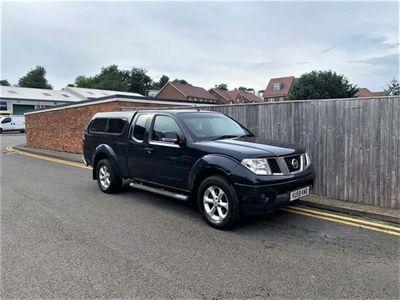 used Nissan King Navara 2.5 dCi AcentaCab Pickup 4dr, 2009, not known, 97000 miles.