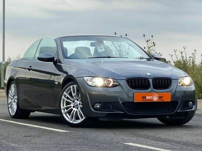 used BMW 330 Cabriolet 3.0 330I M SPORT 2d 269 BHP