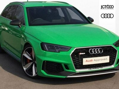 used Audi RS4 2.9 Tfsi Quattro Carbon Edition 5Dr Tip Tronic