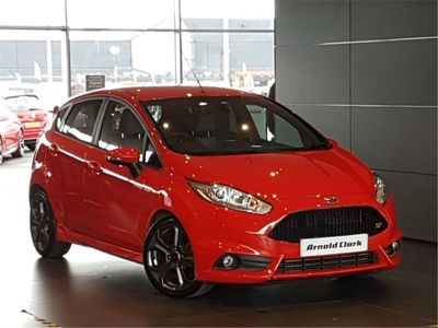 used Ford Fiesta 1.6 Ecoboost St-3 5Dr