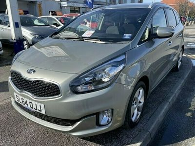 used Kia Carens 1.7 2 ECODYNAMICS CRDI 5DR
