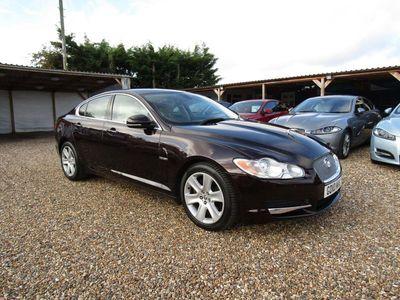 used Jaguar XF 3.0 V6 Luxury 4dr