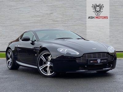 used Aston Martin V8 VantageWARRANTY AUGUST 2021, 2009 ( )