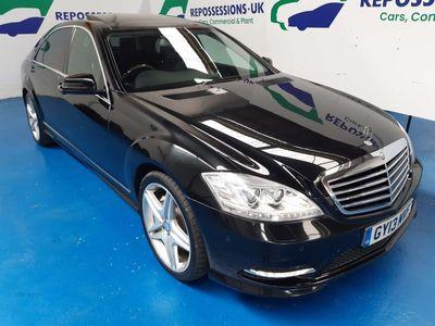 used Mercedes S350 S Class 3.0CDI BlueTEC AMG Sport Edition L 7G-Tronic Plus 4dr