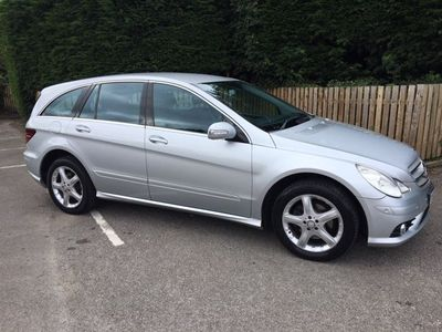 used Mercedes R280 R Class 3.0CDI 7G-Tronic 5dr