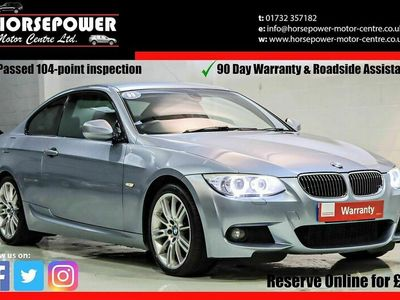 used BMW 330 3 Series 3.0 d M Sport 2dr