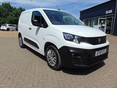 used Peugeot Partner 1000 1.5 Bluehdi 100 Professional Van