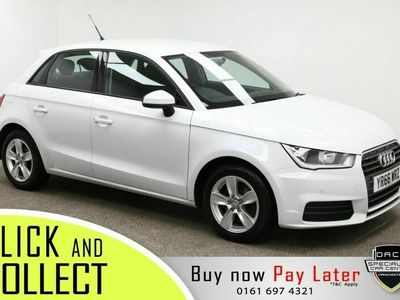 used Audi A1 Sportback 1.6 TDI SE 5d AUTO 114 BHP SAFETY MEASURES IN PLACE