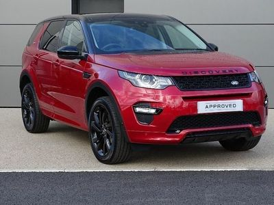 used Land Rover Discovery Sport 2.0 SD4 (240hp) HSE Dynamic Lux 5dr