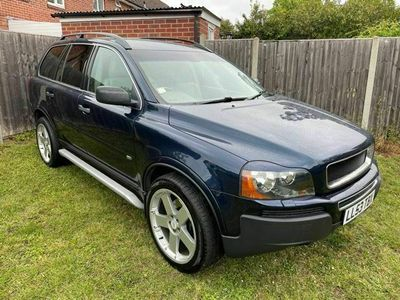 used Volvo XC90 2.4 D5 SE Geartronic 5dr
