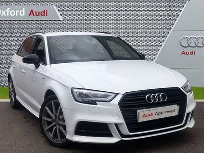 used Audi A3 35 TFSI Black Edition 5dr S Tronic 1.5