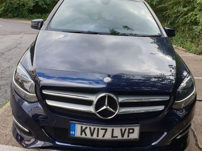used Mercedes B180 B Class 1.5SE 7G-DCT (s/s) 5dr