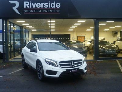 used Mercedes GLA220 GLA Class 2.1AMG Line (Premium) 7G-DCT 4MATIC (s/s) 5dr diesel hatchback