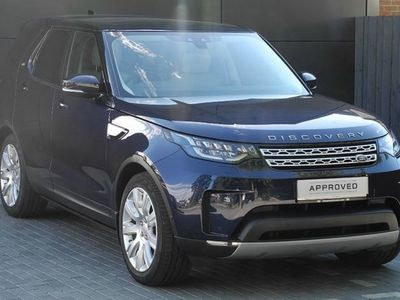 used Land Rover Discovery 3.0 SDV6 (306hp) HSE 5dr
